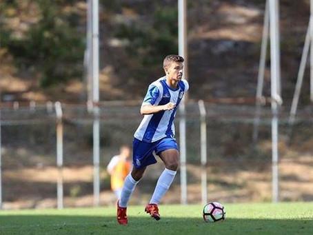 João Cunha convocado para a seleção portuguesa sub-21!