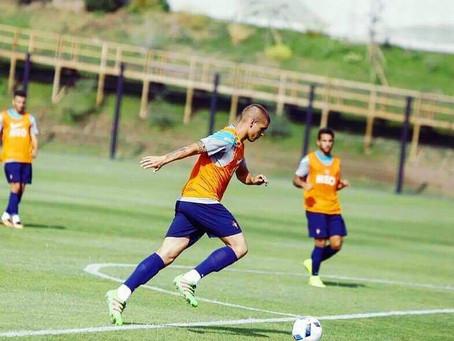 Ricardo Almeida convocado para o Campeonato da Europa sub-19!!!