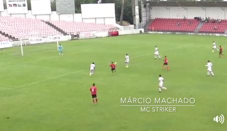Márcio Machado volta a marcar pelo Penafiel!!!