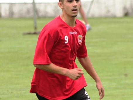 Márcio Machadoassina com o FC Penafiel!