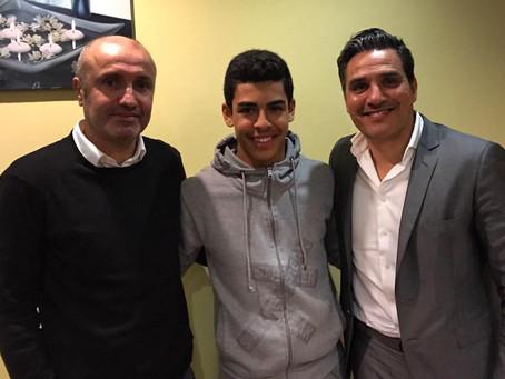 Danilo Veiga do FC Porto assina pela MC Striker !!!