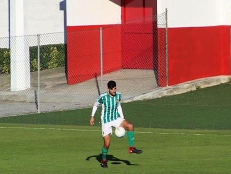 Filipe Almeida marcou o primeiro golo da vitória do Rio Ave B sobre o Infesta!!!