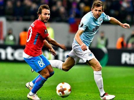 Filipe Teixeira em destaque na importante vitória por 1-0 do FC Steaua Bucareste sobre a Lazio!