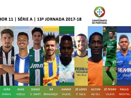 João Cunha no melhor onze da 13ª jornada!!!