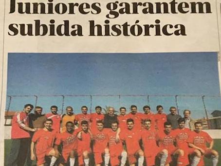 Parabéns Rui André Melo pela subida à primeira divisão nacional!!!