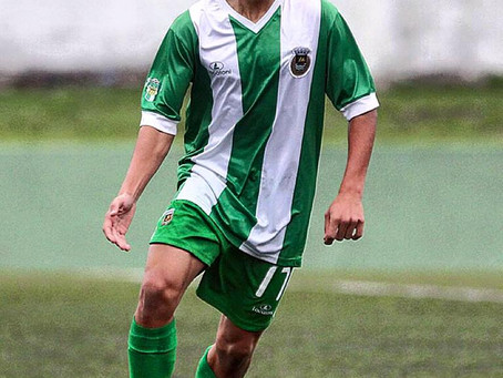 Ricardo Oliveira melhor em campo na vitória do sub-18 do Rio Ave por 3-0 !!