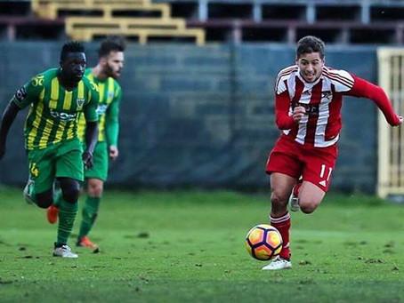 Miguel Ângelo segue em frente na Taça de Portugal depois de eliminar o Tondela !!!