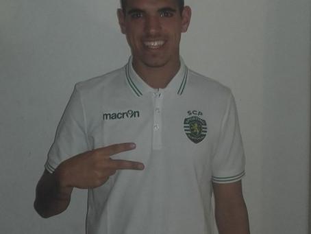 Ricardo Almeida assina pelo Sporting CP!
