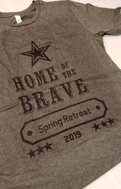 H4B spring retreat tshirts 2019