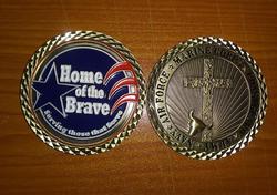 H4B challege coins