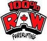 100% Raw Canada Powerlifting