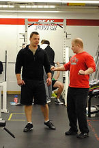 Powerlifting Coach, Barry Antoniow, Bench Press, Powerlifting