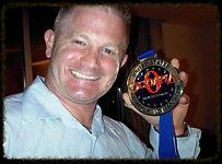 Olympia Pro Bench Press Champion