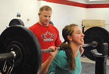 Powerlifting Seminar, Powerlifting Coach, Barry Antoniow, Seminar, Workshop, Squat, Deadlift, benchpress