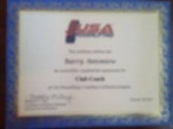 Certified Powerlifting Coach