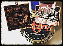 Powerlifting, Olympia Pro Bench, Arnold Sports Festival Pro Bench Press, Bench Press, Powerlifting