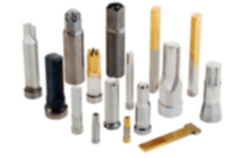 Major's cold-forming steel and carbide punches