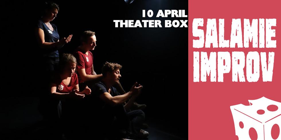 Salamie Improv Comedy