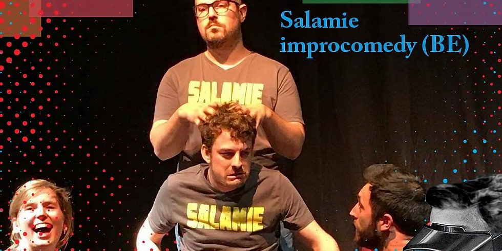 Salamie Improv op Festiv'Amai