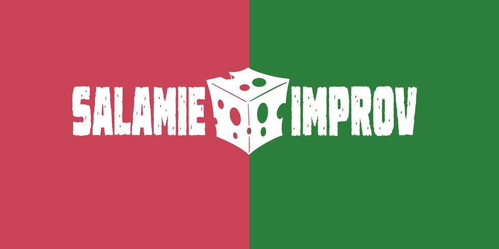 7 Jaar Salamie Improv: Tuin Show AFGELAST