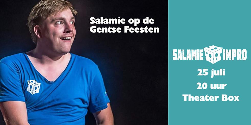Salamie op de Gentse Feesten - €7 VVK - €10 ADK