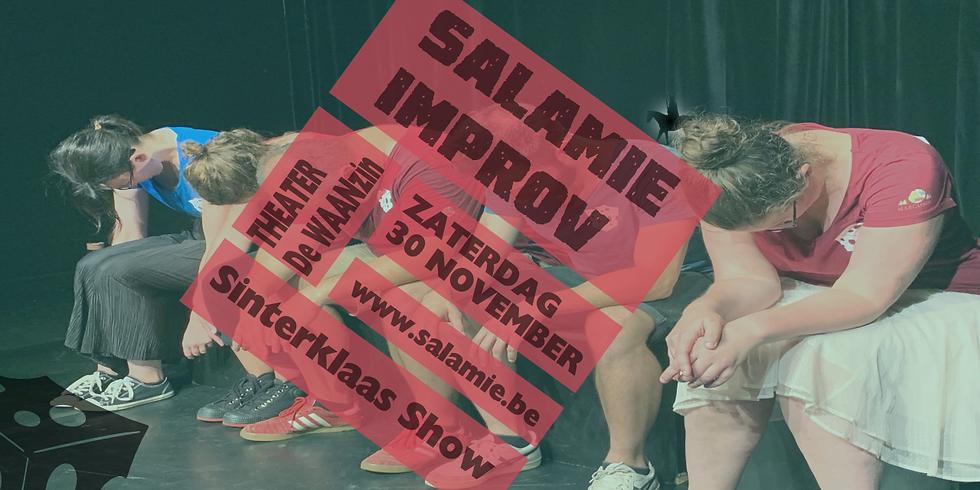 Salamie Sinterklaas Show