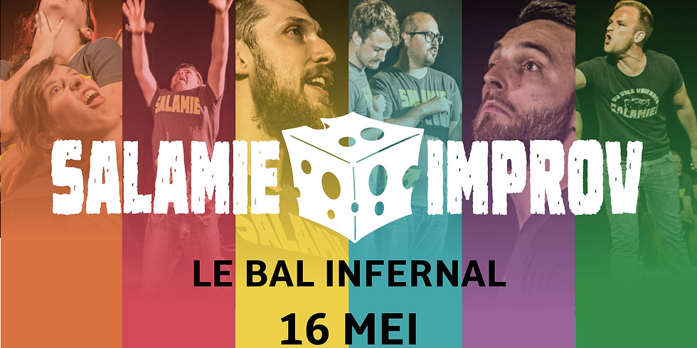 Salamie Improv speelt de Milano