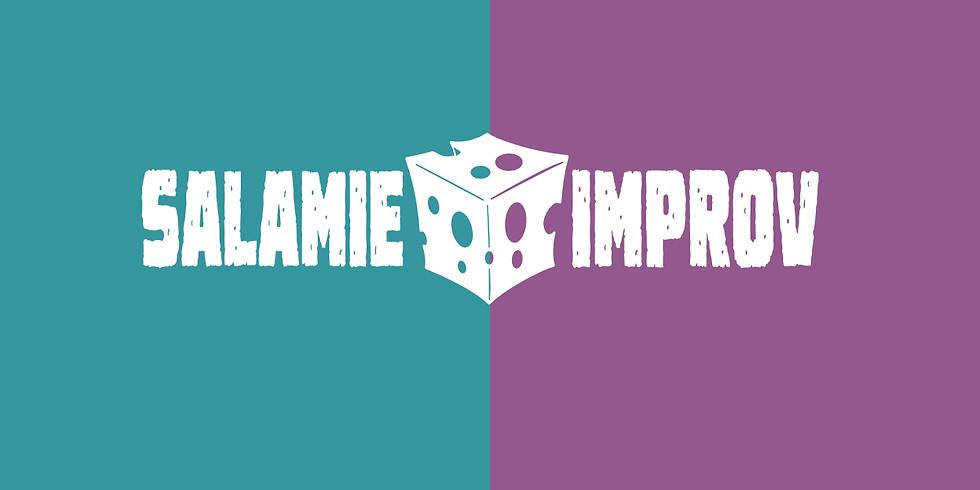 Salamie Improv Corona-proof (uitverkocht)
