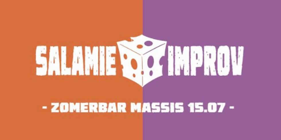 Salamie Improv @ zomerbar Massis