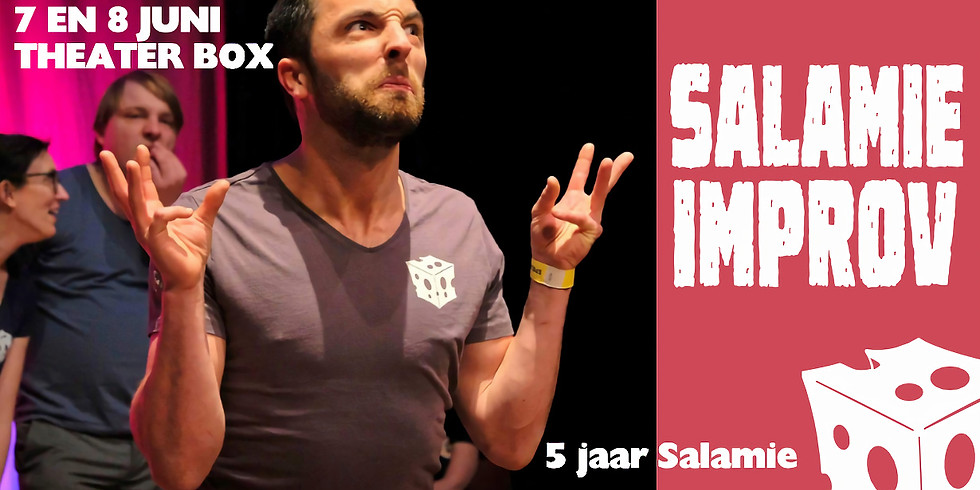 5 jaar Salamie Improv: part 2