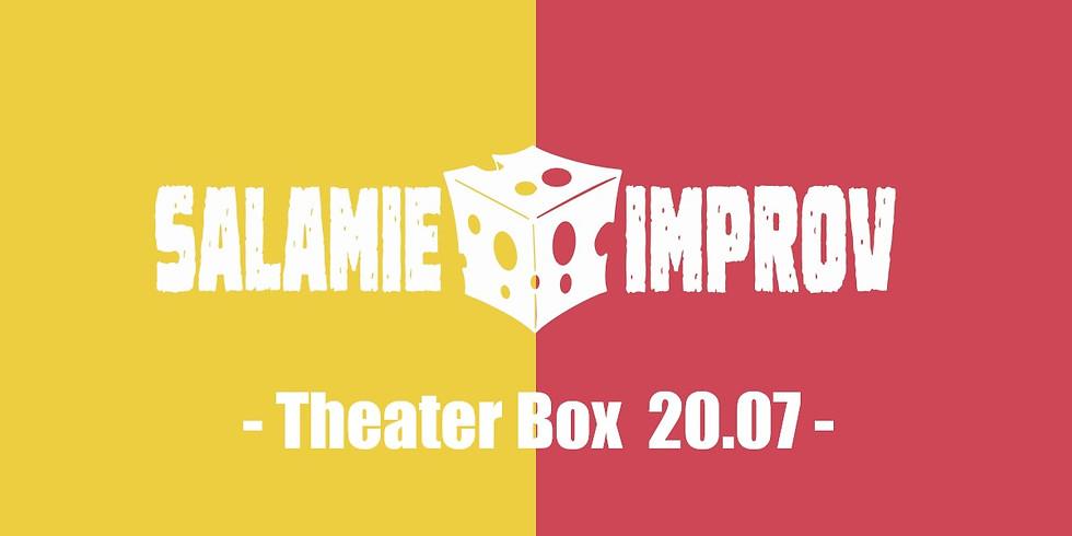 Salamie Improv @ Theater Box