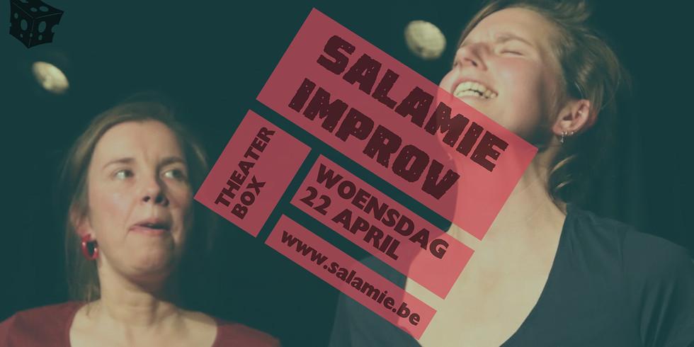 Salamie Improv  / afgelast