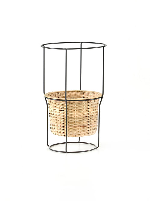 COVER UP PLANT STAND  I High Structure Basket M