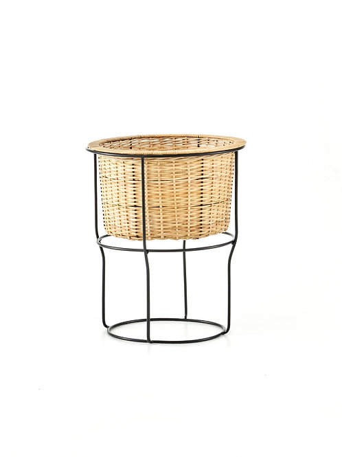 COVER UP PLANT STAND  I  Low Structure Basket L