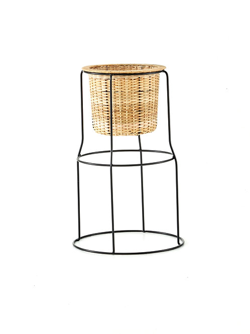 COVER UP PLANT STAND  I High Structure Basket S