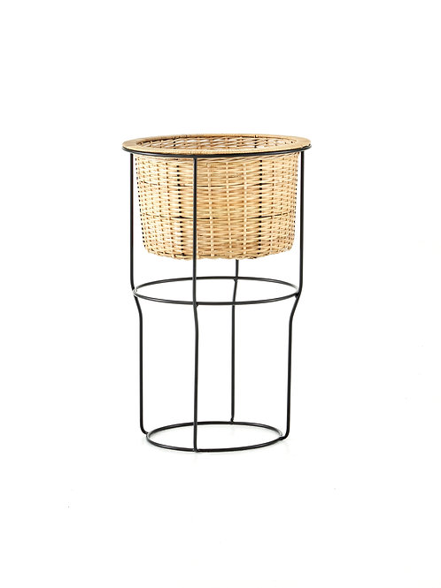 COVER UP PLANT STAND  I High Structure Basket L