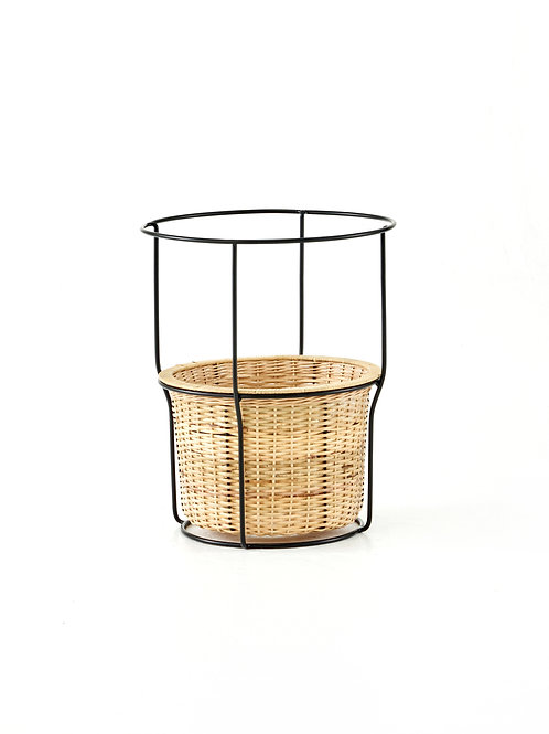 COVER UP PLANT STAND  I  Low Structure Basket M