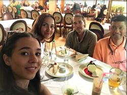 At o'Panas Ukrainian restaurant