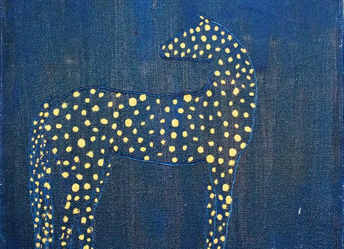 Gold Star Horse