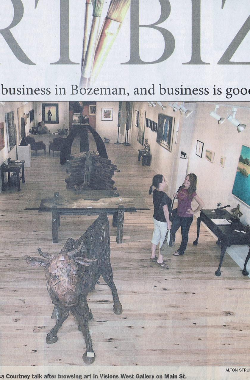 Bozeman's Art Biz