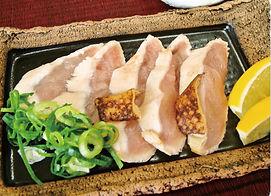 種鶏たたき チキン 鶏肉