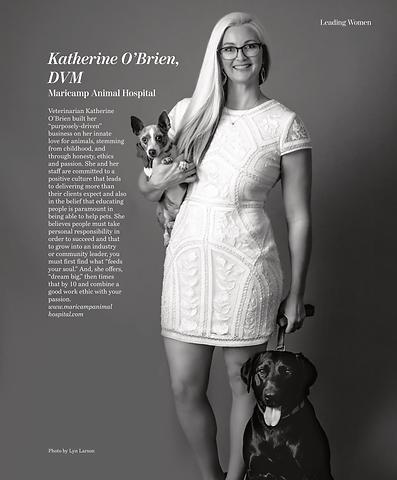 LeadingWomen_KatherineOBrien Ocala Style