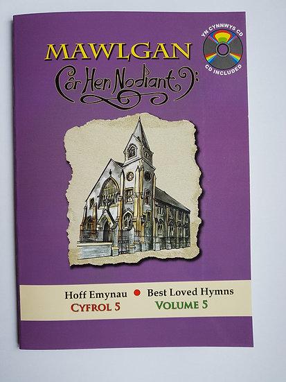 Hoff Emynau Volume 5 (Choir: Côr Hen Nodiant)