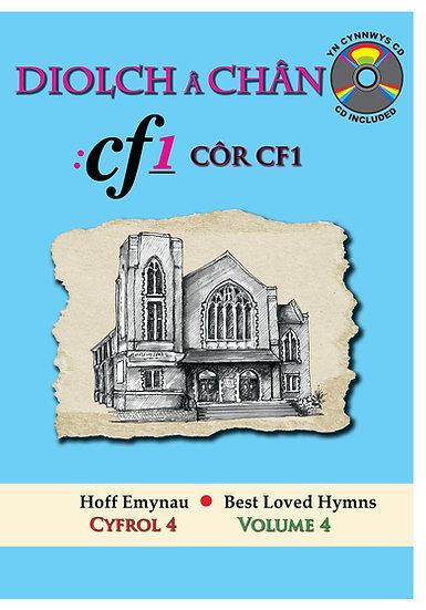 Hoff Emynau Volume 4 (Choir: CF1)