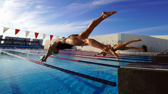 FRBN - Nos relais 4x200m nage libre qualifiés pour Glasgow