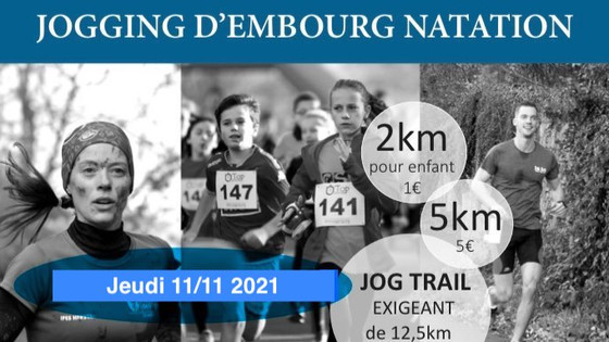 Annulation du Jogging 2020