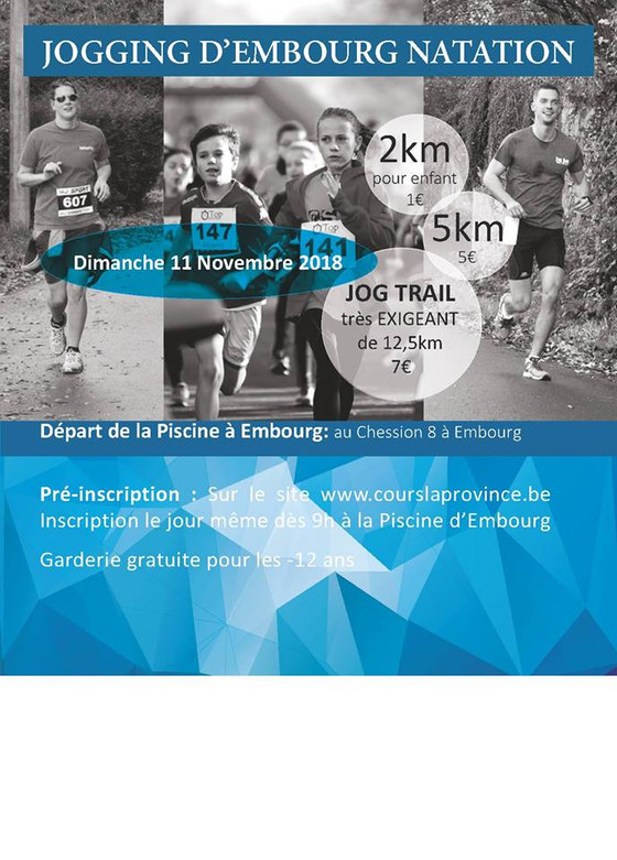 Jogging d'Embourg Natation