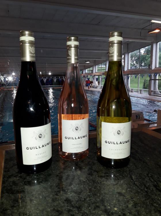 Remise des prix nage parrainée + lancement de la vente de vin