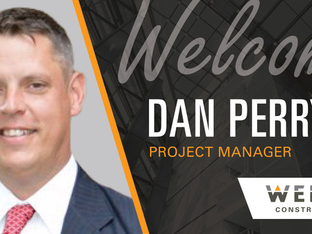 Dan Perry Joins as Project Manager