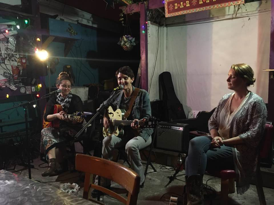 Bar Redux with Alexandra Scott and Alex Bosworth
